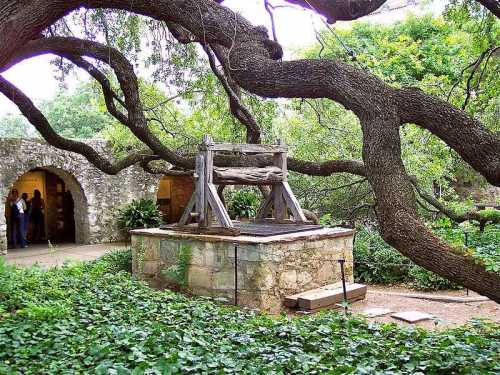 b2ap3_thumbnail_800px-Old_well_and_oak_tree_in_Alamo_courtyard_San_Antonio_Texas_June_4_2007.JPG