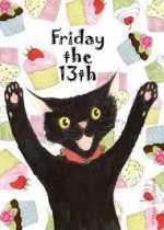 PaganNewsBeagle: Faithful Friday the 13th special edition
