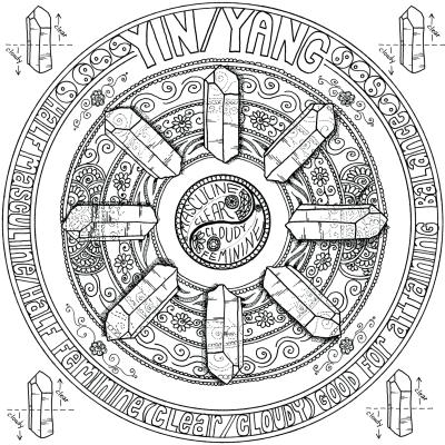 YIN/YANG QUARTZ CRYSTALS – Physically, What Makes a Crystal Yin/Yang ?