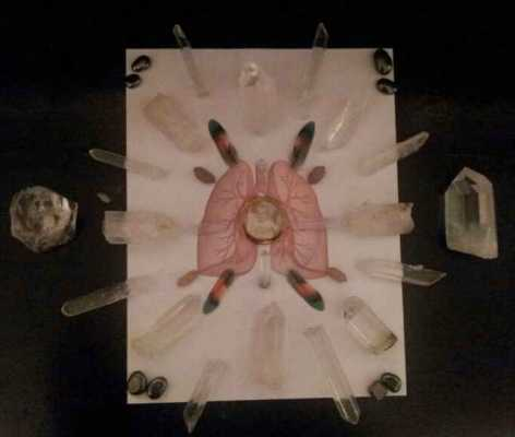 CRYSTAL GRIDS FOR HEALING