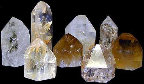 Polished Crystal versus Natural (unpolished) Crystal: What's the Difference?