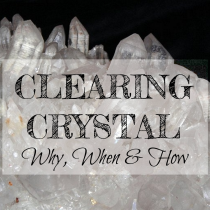 Clearing a Crystal for Re-Programming; Why, When and How to Clear