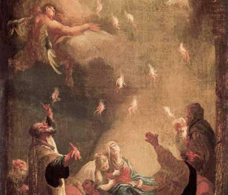 Pentecost and the Underworld
