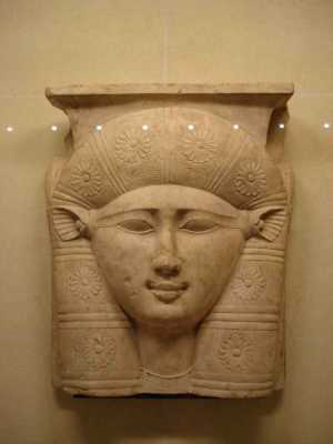My Mother in Dendera: Thoughts and Feelings on Hathor