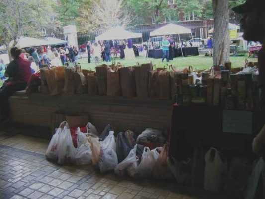 Feeding the Needy through Pagan Pride