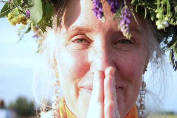 Goddess Silence-Goddess Speak