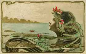 New Moon on the Aquarius/Pisces Cusp: At the Water's Edge