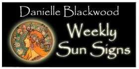 Introducing My New Weekly Sun Sign Column!