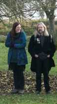 That mistletoe Druid thing