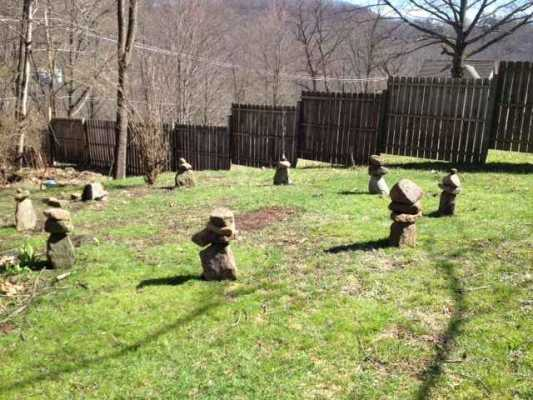 Completing the Stone Circle