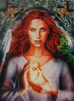 Imbolc and Goddess Brede's Personal Messages