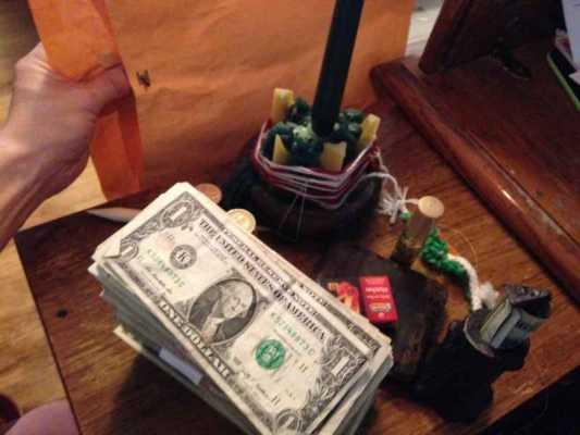 Pagan savings challenge, week thirty-five:  all the tools