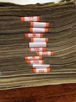 Pagan savings challenge, week forty-three:  not a dollar short