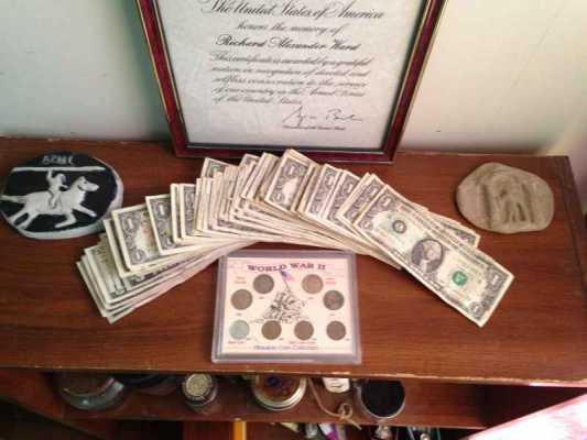 Pagan savings challenge, week eighteen:  money and war