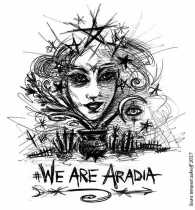 The Art of #WeAreAradia
