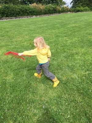 Using the Craft on Behalf of Children