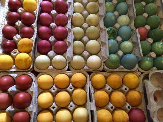 Egg-Dyeing Secrets of the Elders of Paganistan