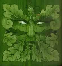 Leaf Man Rise Up