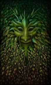 The Kiss of the Green Man