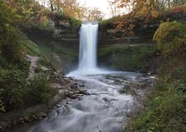 People of the Waters: A Rite for Minnehaha Falls