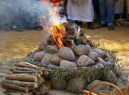 How Do You Extinguish a Sacred Fire?