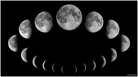 The Moon is a Mirror