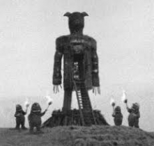 A Muppet Wicker Man