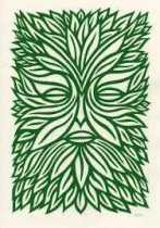 Early Green Man