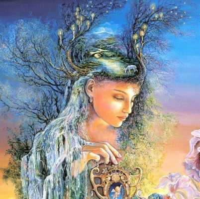 Of Antler and Wing: The Convergence of Paganism with the New Age