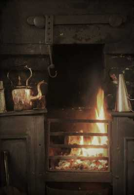 The Lighted Hearth