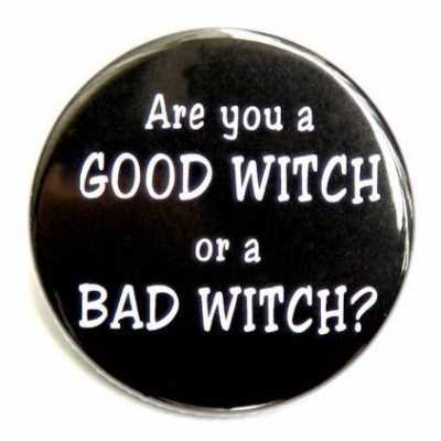 Good Witch v. Bad Witch: Political Magic