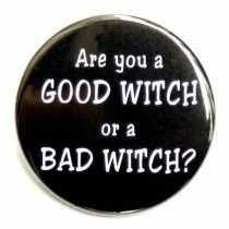 Good Witch vs. Bad Witch: Bad Shaman