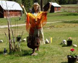 The Medicine Wheel of Life—The Practice