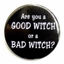 Good Witch v. Bad Witch: Looking After Baby