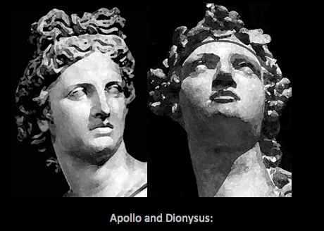 Apollo, Dionysus: meet Nietzsche. Nietzsche: Apollo, Dionysus. Part 1