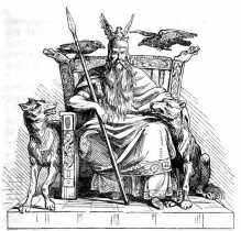 Of college, cats, poetry, and Odin