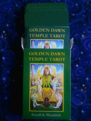 Exploring The Sacred Masculine Through The Golden Dawn Temple Tarot