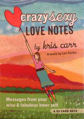 In review – Crazy Sexy Love Notes by Kris Carr