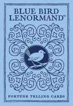 Blue Birds and Lenormand Cards In Review