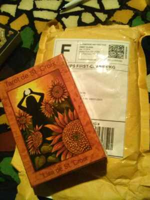 A Journey of Rebirth With the Tarot de St. Croix