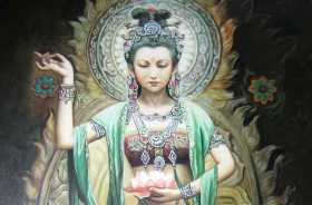 Align with the Goddess Quan Yin to Bring Courage and Serenity to the Heart