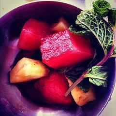 Warm Weather Kitchen Witchery--The Magical Properties of Fresh Fruit