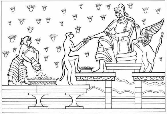 The MMP Pantheon: The Sun Goddess Therasia