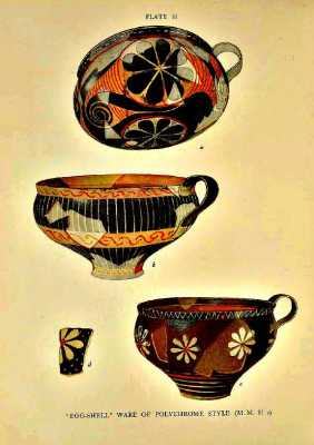 Minoan Pottery: It's NOT all Greek to me