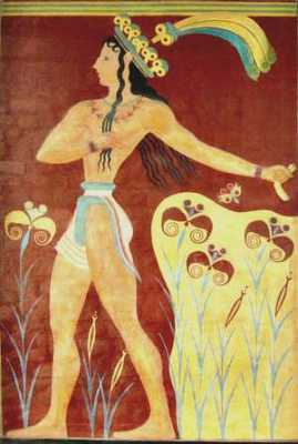 Reconstructing Minoan Art: Don't bet your religion on it