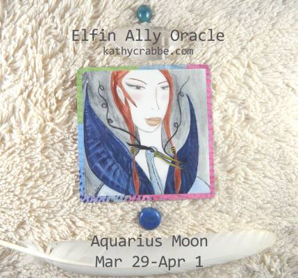 You are Powerful Magic: Heron Oracle (Aquarius Moon Mar 29-Apr 1)