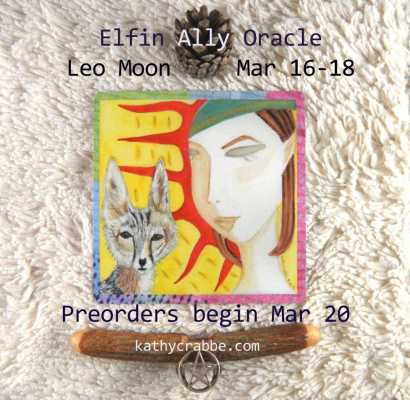 Kit Fox Oracle: Love is All (Leo Moon Mar. 16-18)