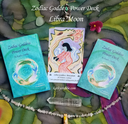 Libra Full Moon: Find Strength and Beauty Within