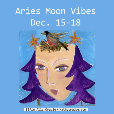 Allow for Transition: Aries Moon Vibes Dec. 15-18