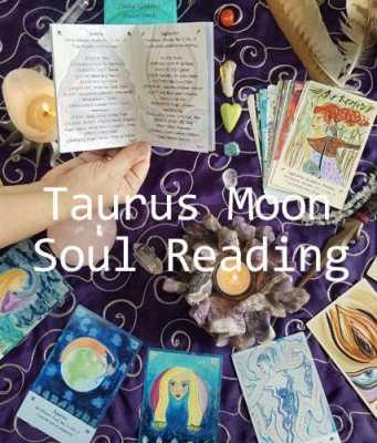 Taurus Moon Soul Reading for the Week Ahead